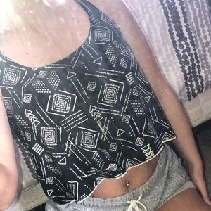 Mossimo Supply Co. Tops - Crop Top